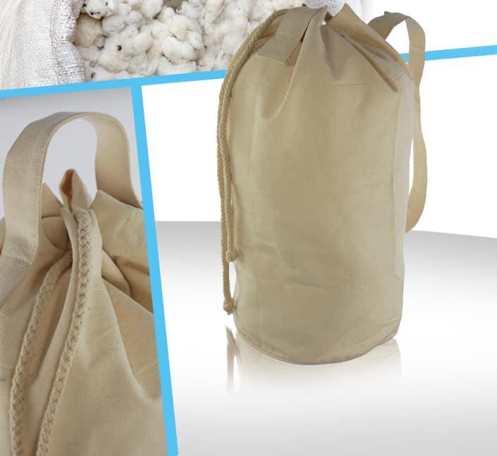 Fabricant de sac marin coton ecologique sur-mesure