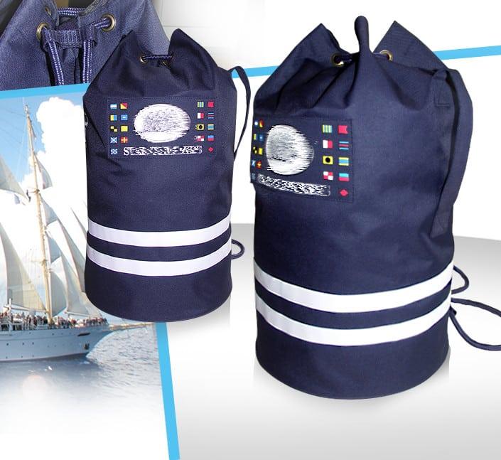 sac marin polyester marine
