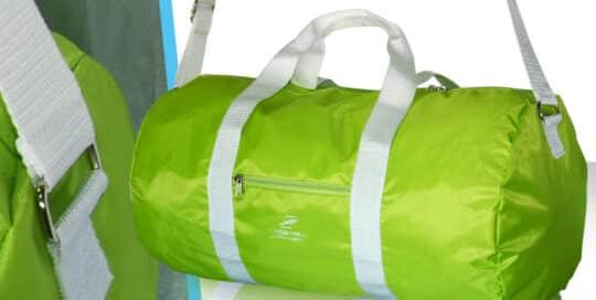 Création de sac de sport avec bandouliere tissu impermeable