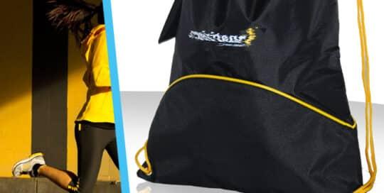 Fabricant de sac drawstring sport evenements