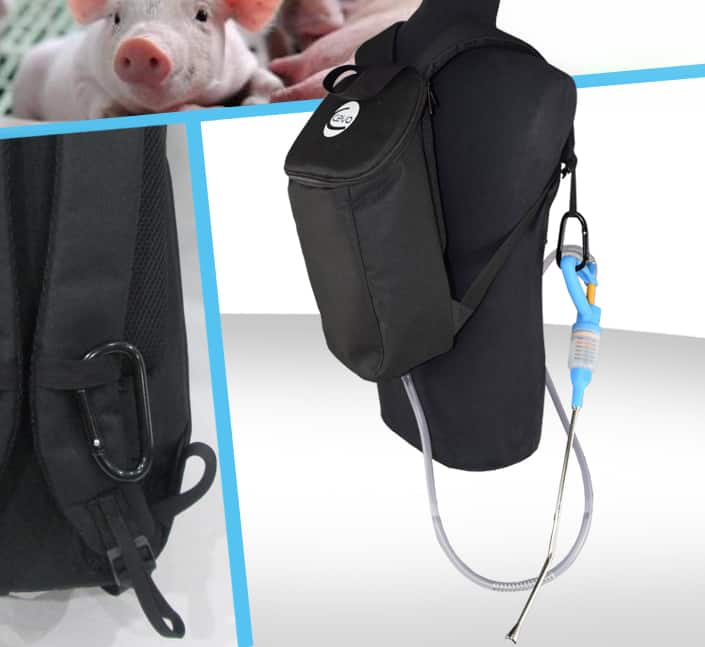 Fabricant de sac a dos rangement materiel sante animal