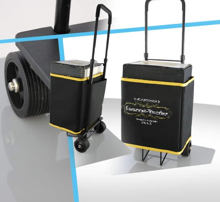 trolley transport produit technique