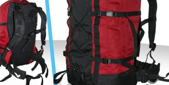 Conception de sac à dos randonnée polyester