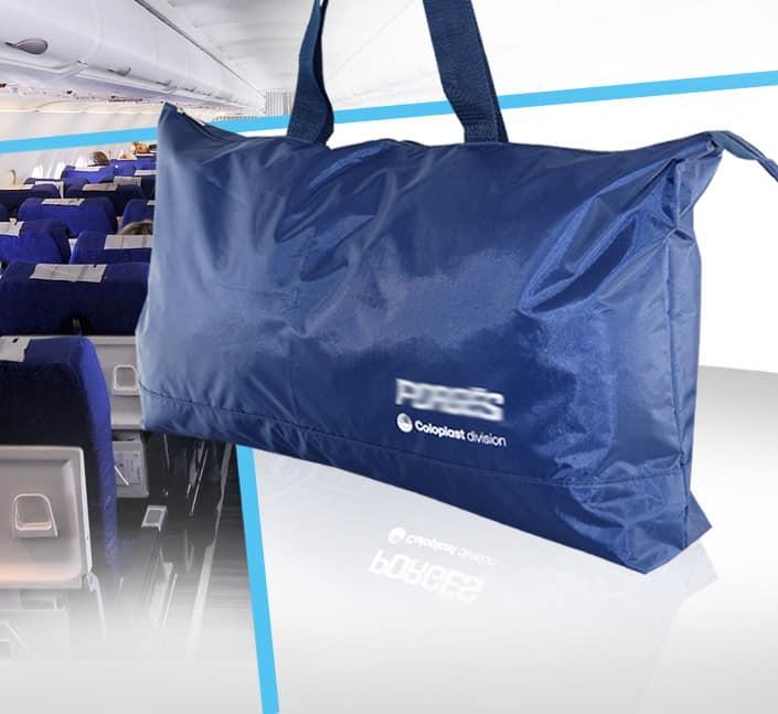 Fabricant de sac de voyage nylon pliable