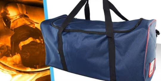 Fabricant de sac de sport et transport pompiers