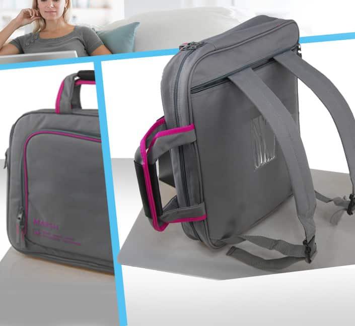 Création de sacoche sac à dos ordinateur polyester