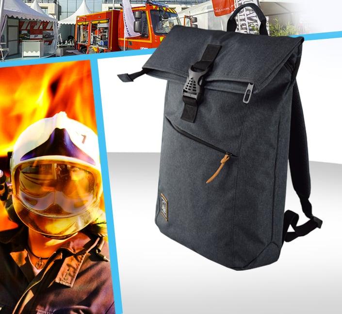 sac a dos business congres pompiers
